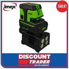 Imex New Generation 5 DOT 2 Line Laser Level LX25P
