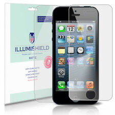 iLLumiShield Matte Screen+Back Protector 3x for Apple iPhone 5 (5th Generation)