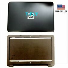 New HP 15-A 15-AC 15 AF 250 256 G4  LCD Back Cover  Case 813925-001+Front Bezel