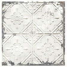Tile Wallpaper Peel and Stick Indoor Home Decoration Sticker Wall Decals White