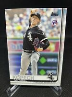 2019 Topps Baseball Series 1 Michael Kopech #49 Chicago White Sox ROOKIE RC