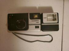 Vintage Hanimex VEF  Camera W Flash