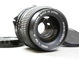 Mamiya-Sekor C 55mm f/2.8 N Lens *Mamiya 645*