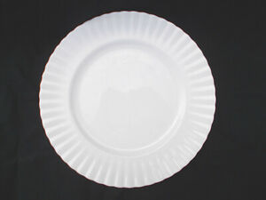 Royal Albert VAL d,OR. Dessert plate. Diameter 8 inches or 20.5 cms.
