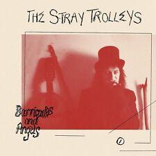 THE STRAY TROLLEYS - BARRICADES AND ANGELS   VINYL LP + MP3 NEU