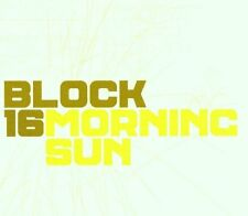 Block 16 – Morning Sun, NUX 163CDE (CD-Album)