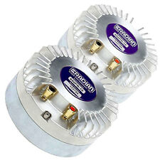 """Pair Radian 950Pb 2""""High Frequency Compression Driver 16 ohm"""