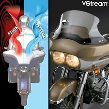 HARLEY FLTRX NATIONAL CYCLE VSTREAM SPORT/TOUR SCREEN WINDSHIELD N20425