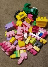 Mega Bloks Big Building Blocks Bricks Lot