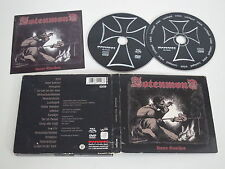 TOTENMOND / SOTTO Osso (Massacre MAS dp0403) CD+DVD album digipak