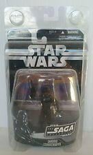 Star Wars Exclusive SAGA Black Shadow Trooper Stormtrooper w/ Clamshell