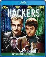 NEW Hackers (20th Anniversary Edition) [Blu-ray]