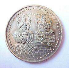 INDE médaille votive argent