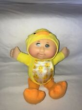 "Cabbage Patch Kids Cuties Barnyard Series Duck Plush 9"" Doll CPK"