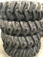 SKIDDER TYRES 18.4-34 16 Ply STEEL ARMOUR LOGGERS 18.4x34 Log
