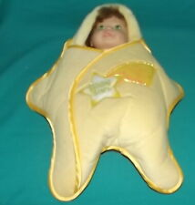 Shining Stars Doll 2001 Mattel 12 inch with carrier