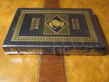 Easton Press SLEEPING MURDER Agatha Christie SEALED