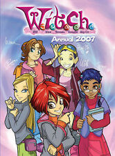 """""""VERY GOOD"""" W.I.T.C.H. Annual 2007, Anon, Book"""