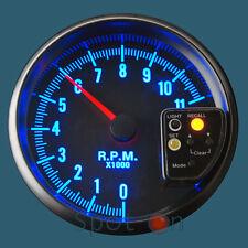 "5"" Programable Shift Light Tachometer, 11000 RPM, 7 Selectable Light Colors 835"