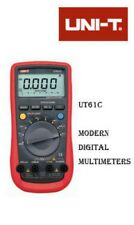UNI-T UT61C AC DC Modern Digital Multimeter