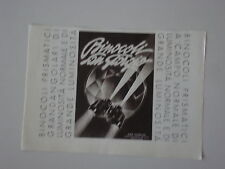 advertising Pubblicità 1942 BINOCOLI SAN GIORGIO
