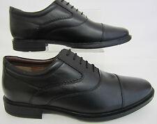 Hush Puppies Mens Rockford 3 Black Lace Shoe H13139000 UK6X12 (R19B)