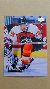 1994-95 Upper Deck #561 Mikael Renberg Philadelphia Flyers