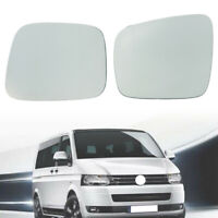 VW T4 TRANSPORTER MOTORHOME FLATBED1990-2003 WING MIRROR GLASS RIGHT OR LEFT