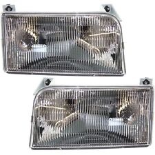 TIFFIN ALLEGRO BUS 2001 2002 2003 PAIR HEADLIGHT HEAD LIGHT LAMP - SET