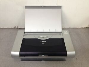 Canon K10249 iP90 Printer No power Cord Included Untested