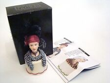 Willow Hall Ahead of Fashion MISS SOPHIA Lady Trinket Box