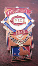 CINCINNATI REDS 125th ANNIVERSARY PIN Pinback 1994 Imprinted Product