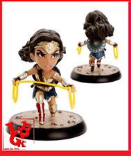 WONDER WOMAN Figurine Q-Fig Quantum Exclusive Dc Comics Justice League # NEUF #