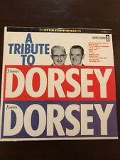 LP A Tribute to Tommy Dorsey & Jimmy Dorsey, 1959