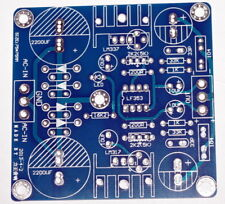 LM317 LM337 Active Servo Adjustable Regulated Power Supply Bare PCB Board LF353