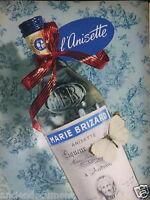PUBLICITÉ 1956 L'ANISETTE MARIE BRIZARD LIQUEUR - ADVERTISING