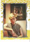 JAPAN David Sylvian in check shirt magazine PHOTO/Poster/clipping 11x8 inches