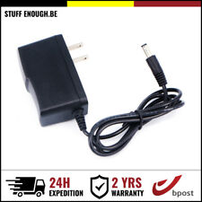 US American Wall Charger Plug DC Power Adapter For TV Box Mediaplayer