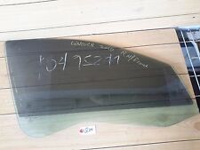 2006-2012 Ford Fusion Lincoln Mkz Front Right Passenger Door Window Glass OEM