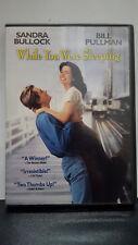 ** While You Were Sleeping (DVD) - Sandra Bullock - Bill Pullman - Free Shipping