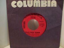 45RPM Original SANTANA Black Magic Woman  404