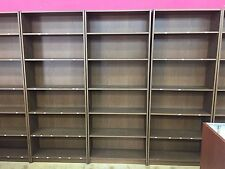 BOOKCASE BROWN FROM BILLY'S IKEA