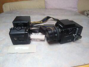 zenza BRONICA SQ-Ai 1:2.8 80mm 6x6 medium format