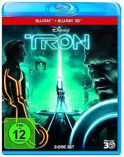 TRON: LEGACY (Blu-ray 3D + Blu-ray Disc) NEU+OVP