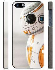 Star Wars BB-8 Droid Iphone 4s 5 6 7 8 X XS Max XR 11 Pro Plus Case SE 018