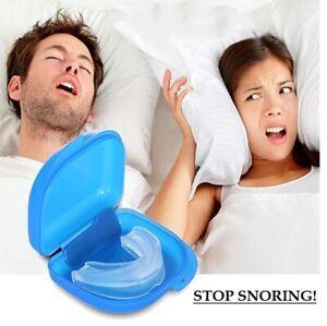 ANTI SNORING - MOUTH GUARD DEVICE Sleep aid STOP APNOEA-Snore