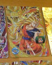 DRAGON BALL Z DBZ DBS HEROES CARD PRISM HOLO CARTE UM1-CP6 UM CP SR JAPAN NM