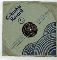78T Lucienne DELYLE Vinyle Phono BROUILLARD - J'ENTENDS AMOUR - COLUMBIA DF 3196