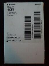 New listing Covidien Shiley 4Cfs Tracheostomy Tube Cuffless 5.0mm X 9.4mm