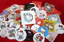 1 box 38 PCS HELLO KITTY sealed envelope stationery  diary deco paper sticker